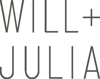 Will & Julia